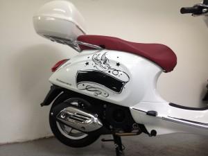Vespa Privavera CD Scooters