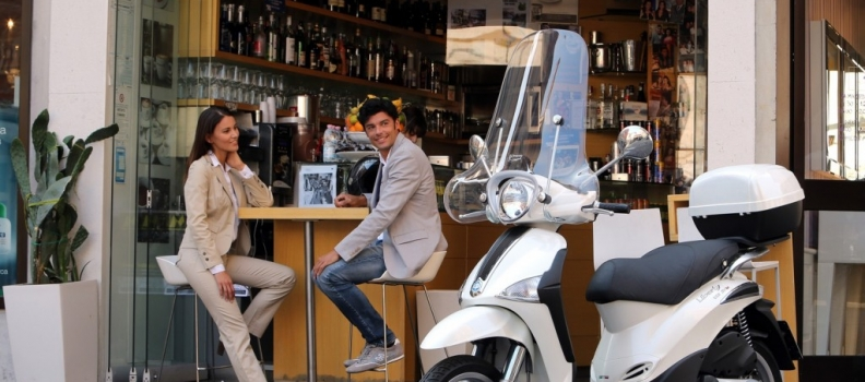 New Piaggio Liberty 125 3v ie